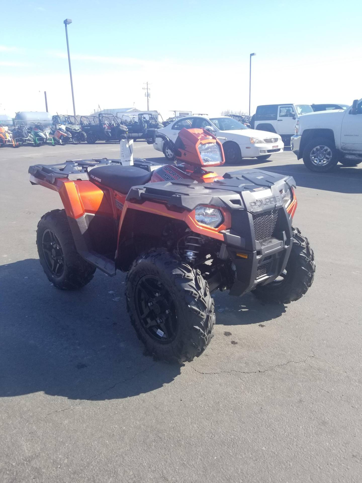 2020 Polaris Sportsman 570 Premium in Rexburg, Idaho - Photo 5