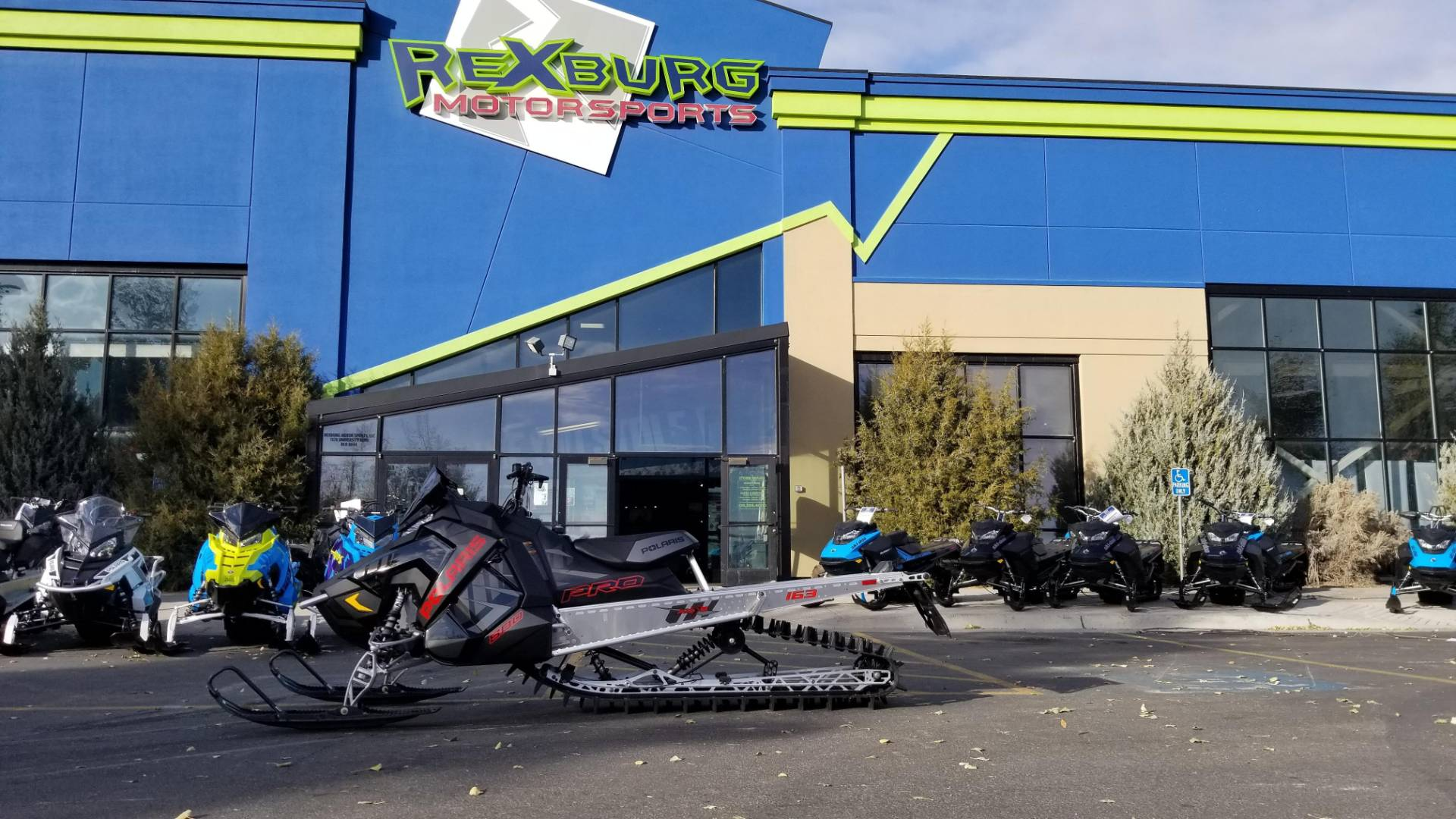 2020 Polaris 800 PRO-RMK 155 SC in Rexburg, Idaho - Photo 1
