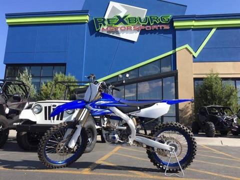 2020 Yamaha YZ450F in Rexburg, Idaho - Photo 1