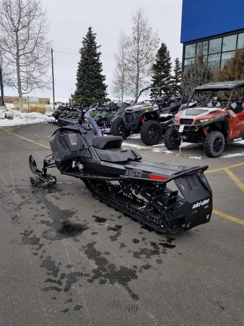2020 Ski-Doo Summit SP 154 600R E-TEC PowderMax Light 2.5 w/ FlexEdge in Rexburg, Idaho - Photo 10