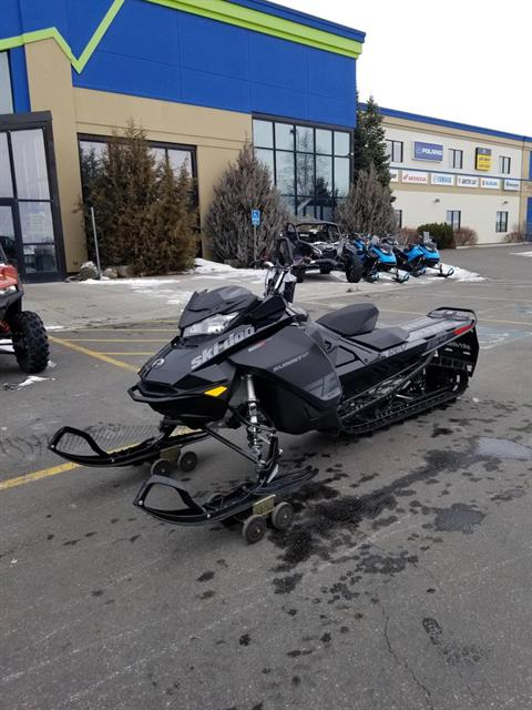 2020 Ski-Doo Summit SP 154 600R E-TEC PowderMax Light 2.5 w/ FlexEdge in Rexburg, Idaho - Photo 2