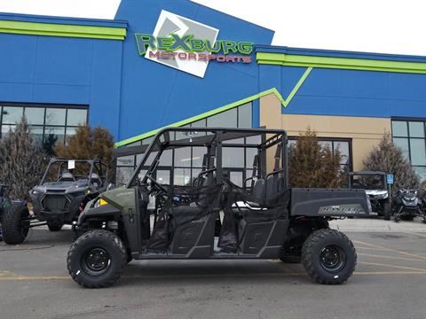 2019 Polaris Ranger Crew 570-4 in Rexburg, Idaho