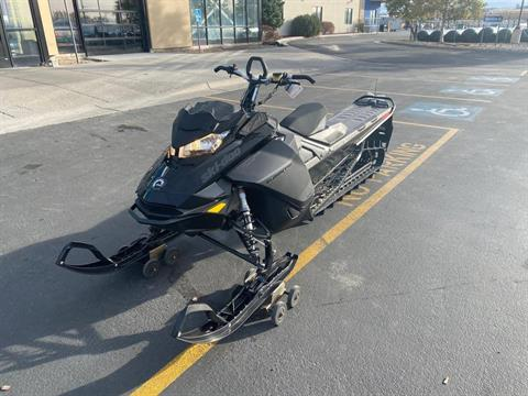 2021 Ski-Doo Summit SP 165 850 E-TEC SHOT PowderMax Light FlexEdge 3.0 in Rexburg, Idaho - Photo 2
