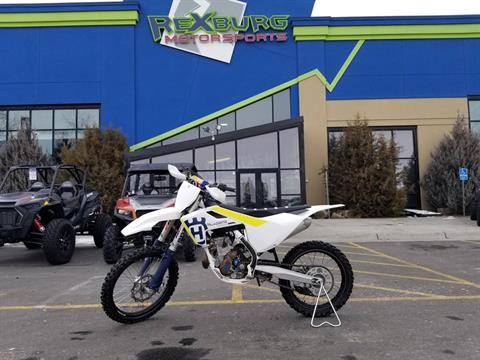 2017 Husqvarna FC 250 in Rexburg, Idaho - Photo 1