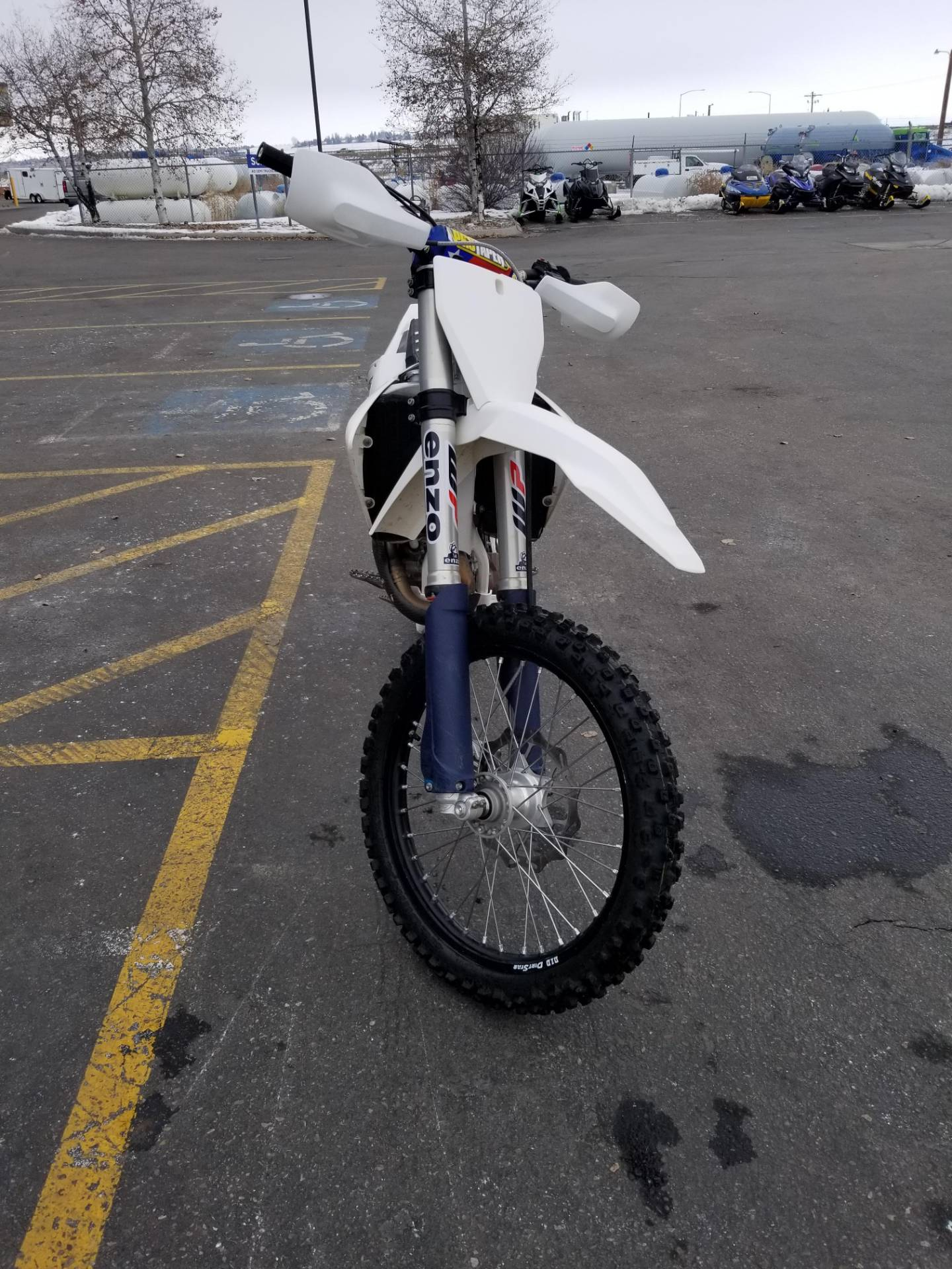 2017 Husqvarna FC 250 in Rexburg, Idaho - Photo 4