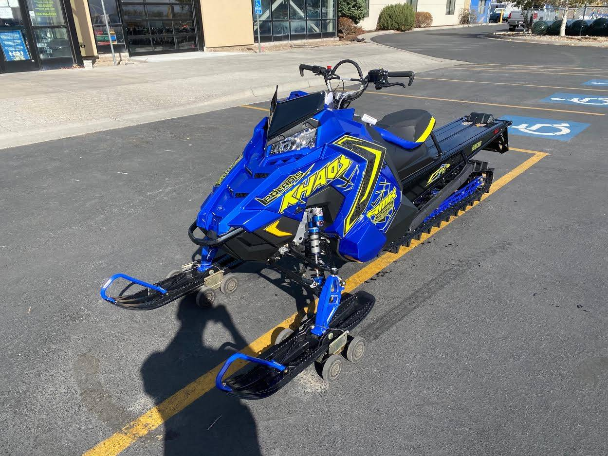 2021 Polaris 850 RMK KHAOS 163 2.6 in. Factory Choice in Rexburg, Idaho - Photo 2