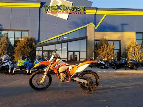2015 KTM 350 SX-F in Rexburg, Idaho - Photo 1