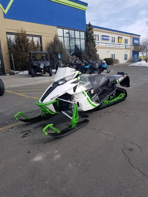 "2015 Arctic Cat M 8000 153"" Sno Pro Limited in Rexburg, Idaho - Photo 2"