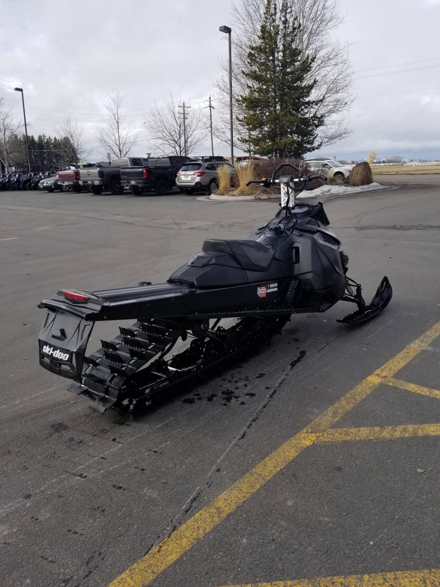 2013 Ski-Doo Summit® X® E-TEC 800R 154 in Rexburg, Idaho - Photo 7