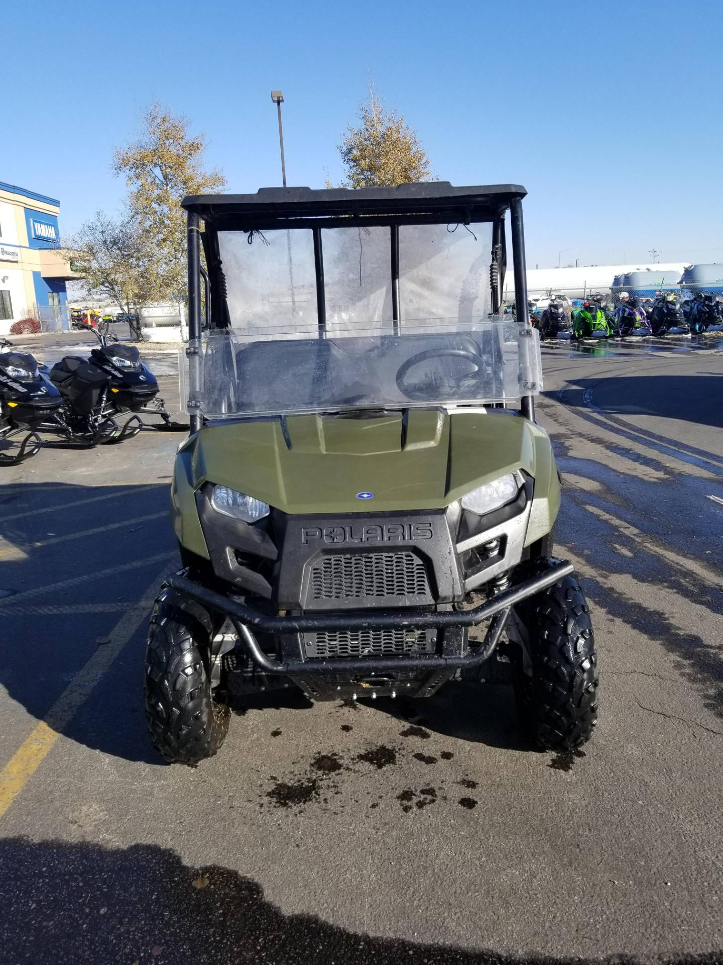 2013 Polaris Ranger® 400 in Rexburg, Idaho - Photo 4