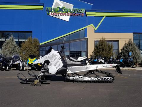 2020 Polaris 800 PRO RMK 163 SC in Rexburg, Idaho - Photo 1