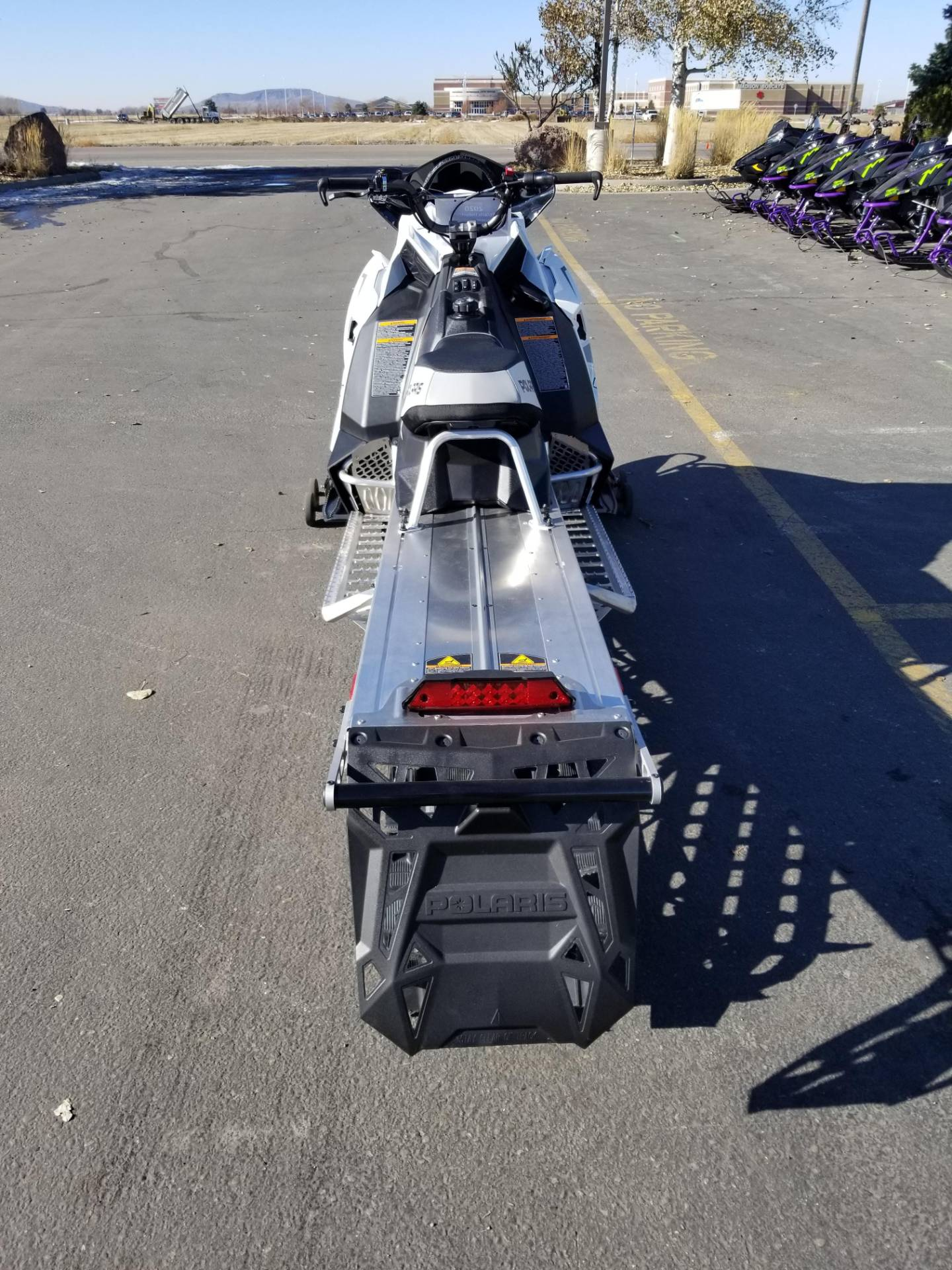 2020 Polaris 800 PRO RMK 163 SC in Rexburg, Idaho - Photo 9
