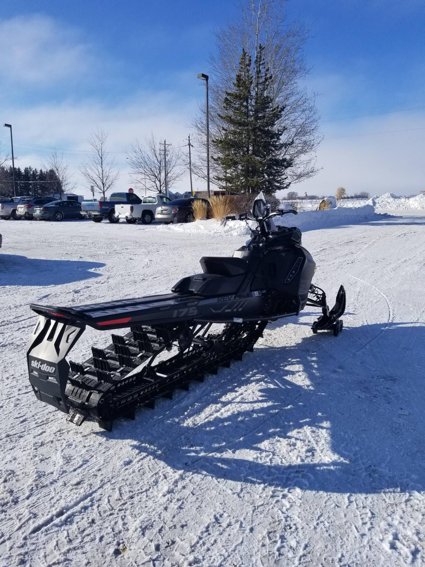 2020 Ski-Doo Summit SP 175 850 E-TEC SHOT PowderMax Light 3.0 w/ FlexEdge in Rexburg, Idaho - Photo 8