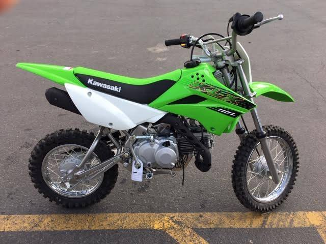 2020 Kawasaki KLX 110L in Rexburg, Idaho - Photo 3