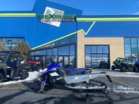 2010 Yamaha FX Nytro MTX SE 153 in Rexburg, Idaho - Photo 1
