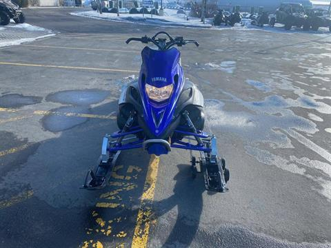 2010 Yamaha FX Nytro MTX SE 153 in Rexburg, Idaho - Photo 3