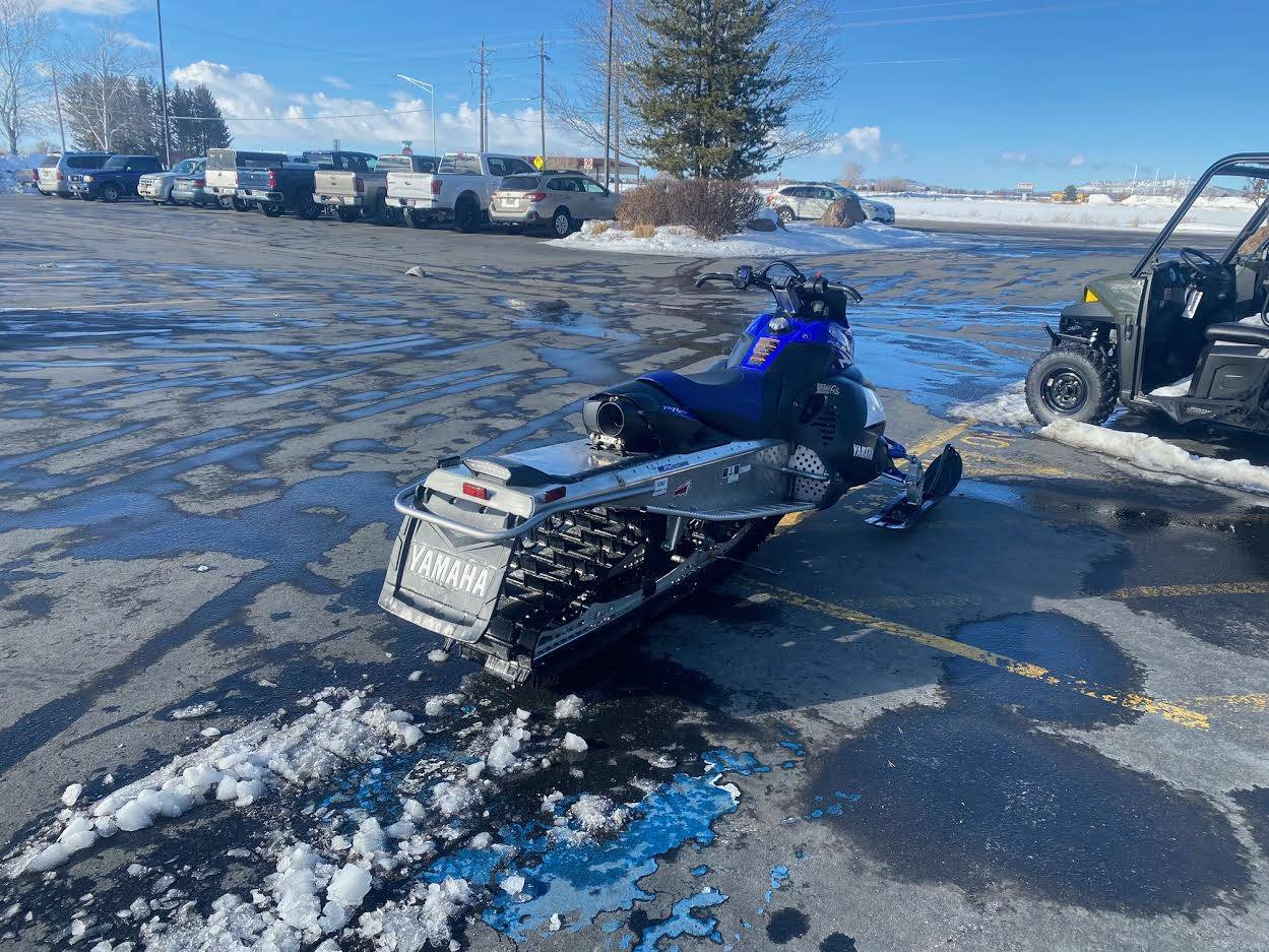 2010 Yamaha FX Nytro MTX SE 153 in Rexburg, Idaho - Photo 6