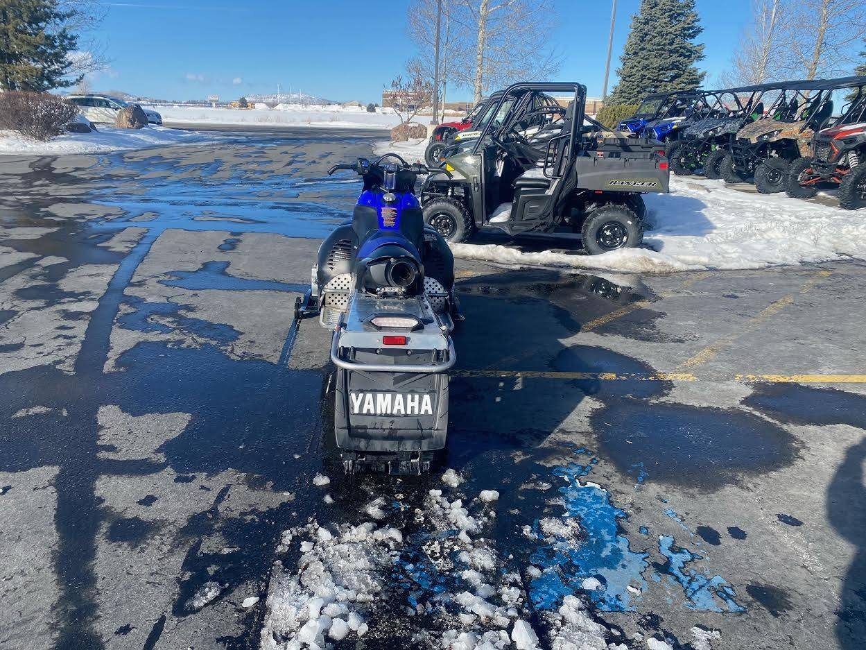 2010 Yamaha FX Nytro MTX SE 153 in Rexburg, Idaho - Photo 7