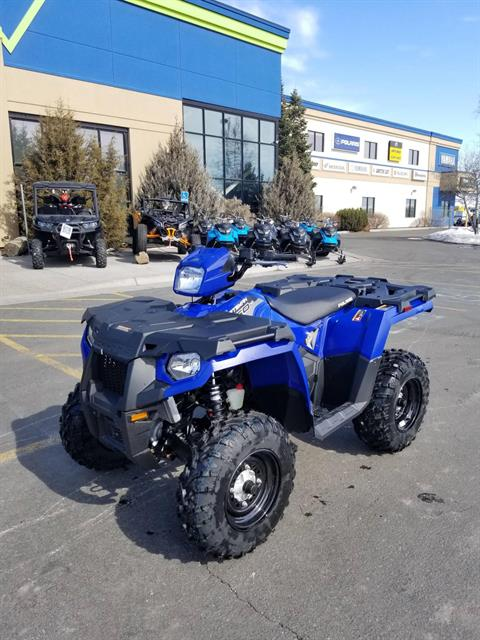 2020 Polaris Sportsman 450 H.O. EPS in Rexburg, Idaho - Photo 2