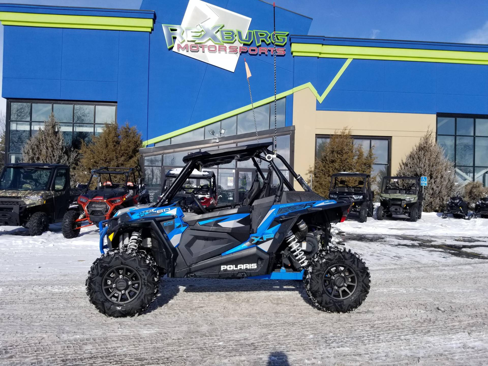 2016 Polaris RZR XP  Turbo EPS in Rexburg, Idaho - Photo 1