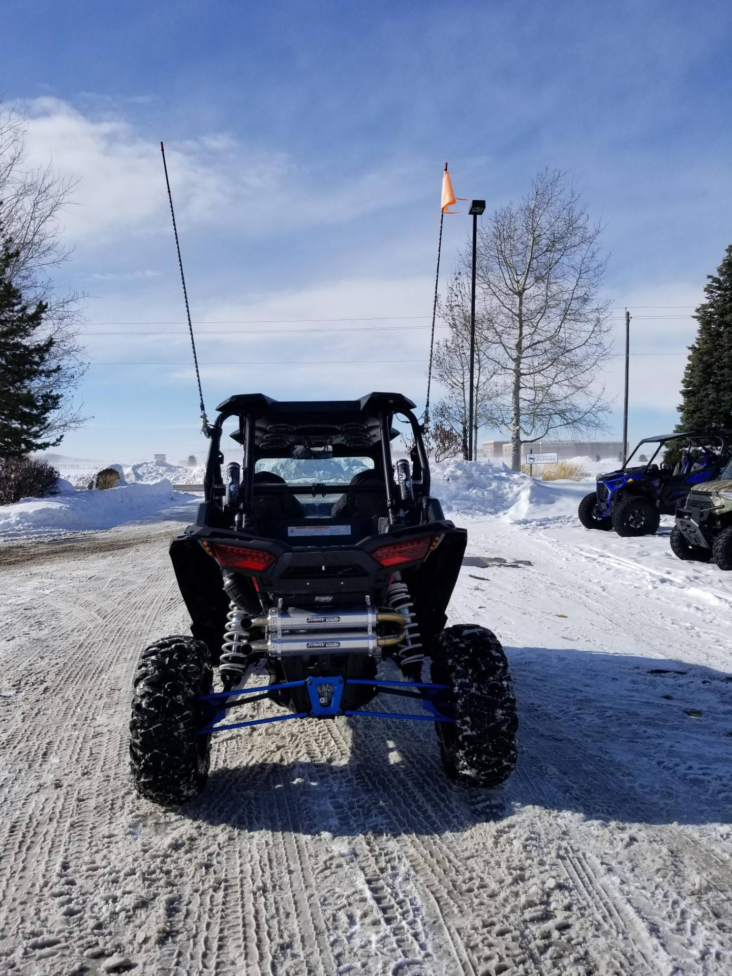 2016 Polaris RZR XP  Turbo EPS in Rexburg, Idaho - Photo 9