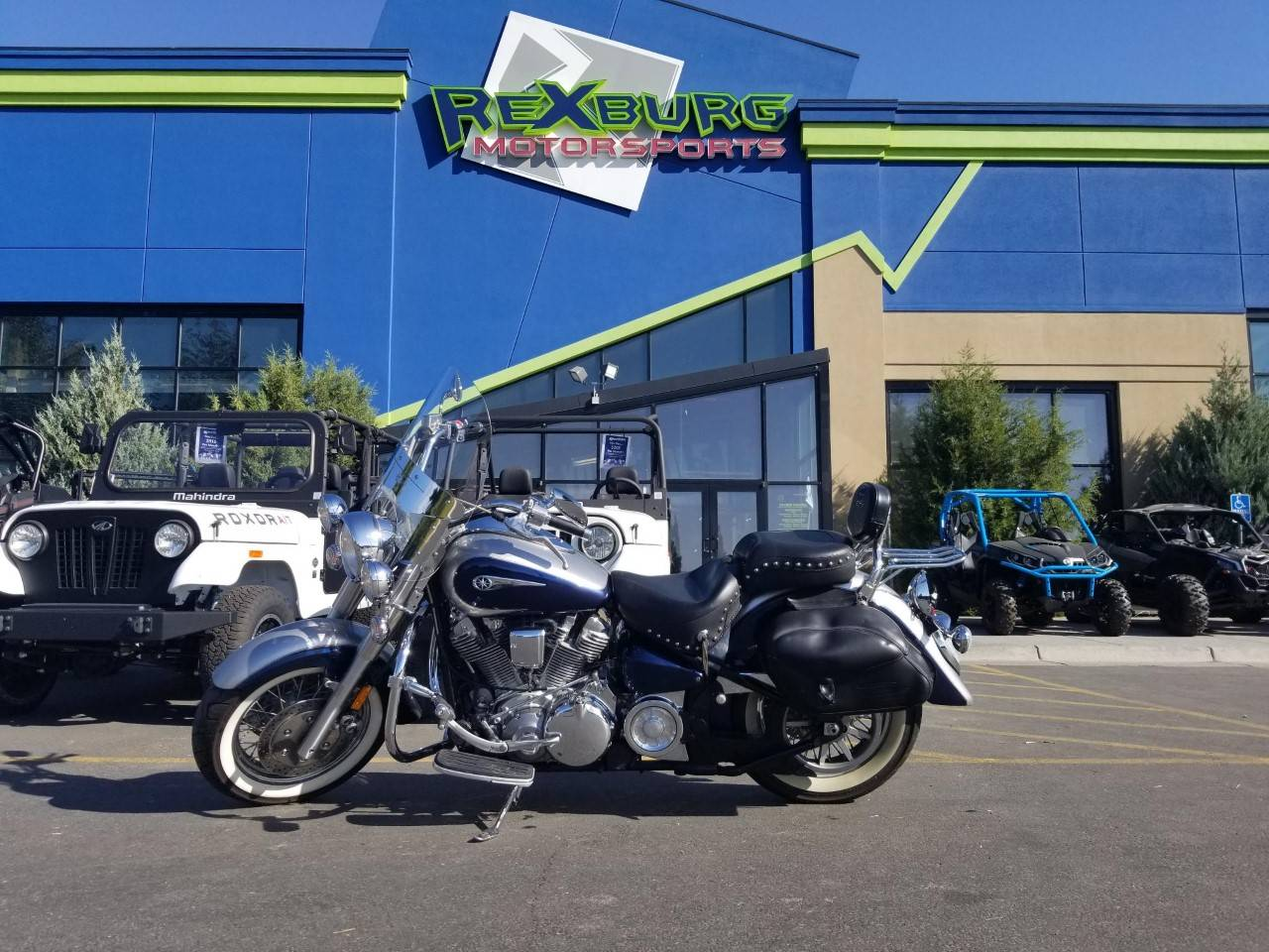 2007 Yamaha Road Star in Rexburg, Idaho - Photo 1