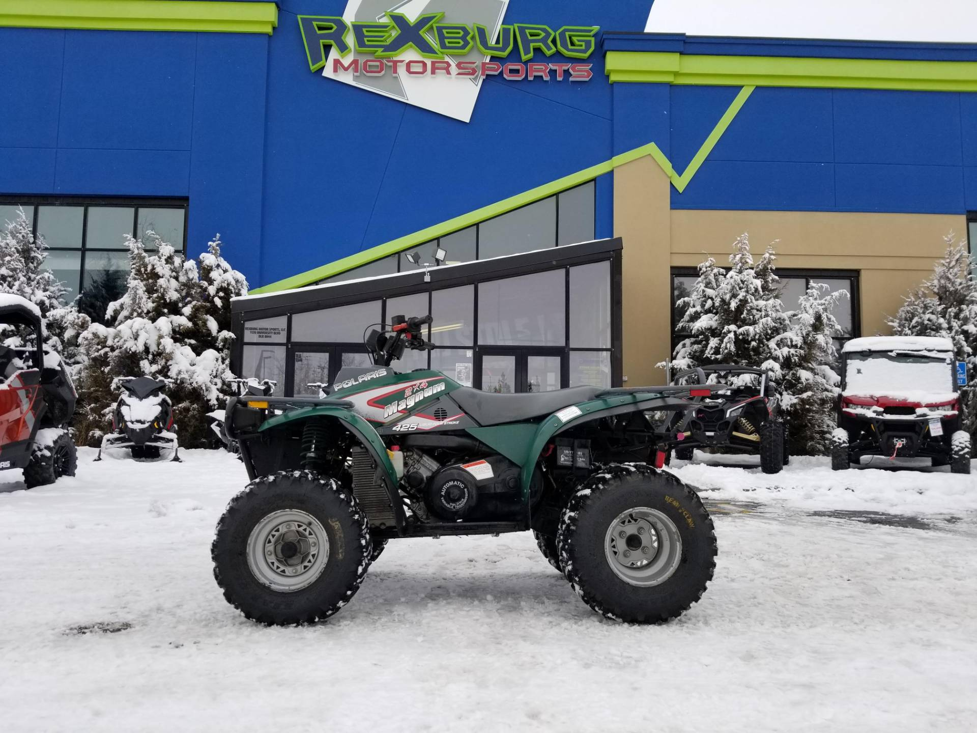 1994 Polaris 425 Magnum in Rexburg, Idaho - Photo 1