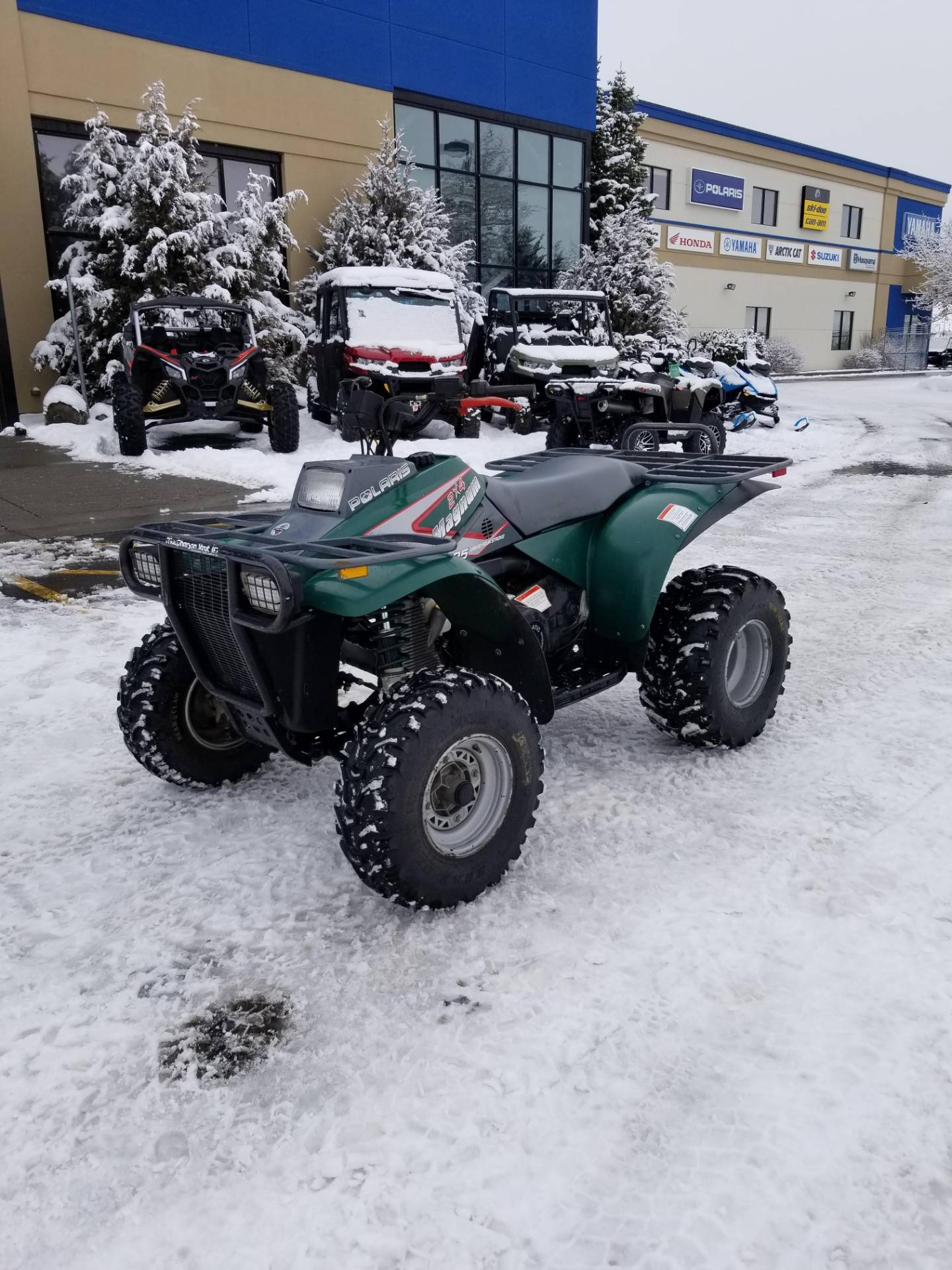 1994 Polaris 425 Magnum in Rexburg, Idaho - Photo 2