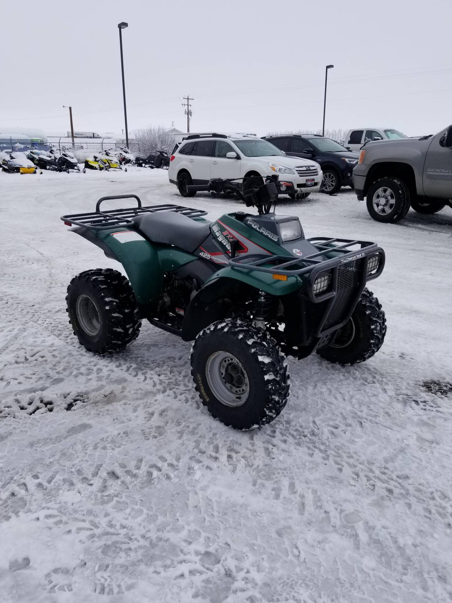1994 Polaris 425 Magnum in Rexburg, Idaho - Photo 5