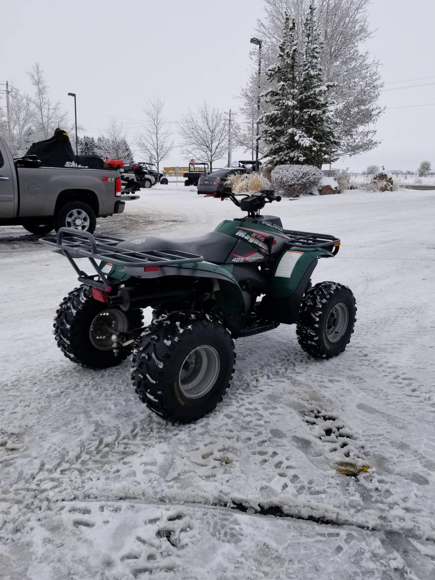1994 Polaris 425 Magnum in Rexburg, Idaho - Photo 8