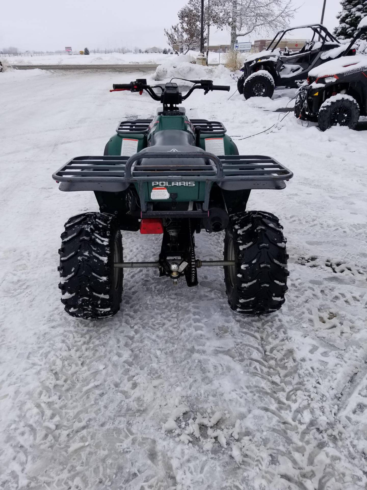 1994 Polaris 425 Magnum in Rexburg, Idaho - Photo 9