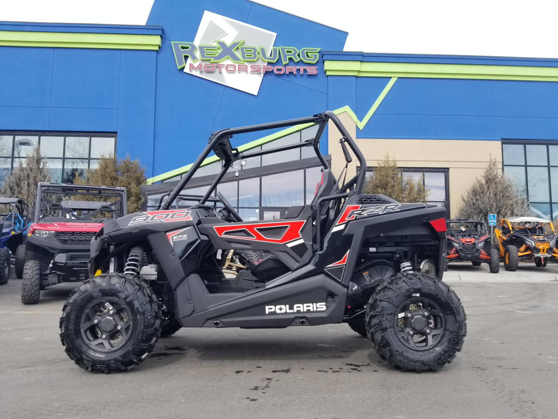 2020 Polaris RZR 900 Premium in Rexburg, Idaho - Photo 1