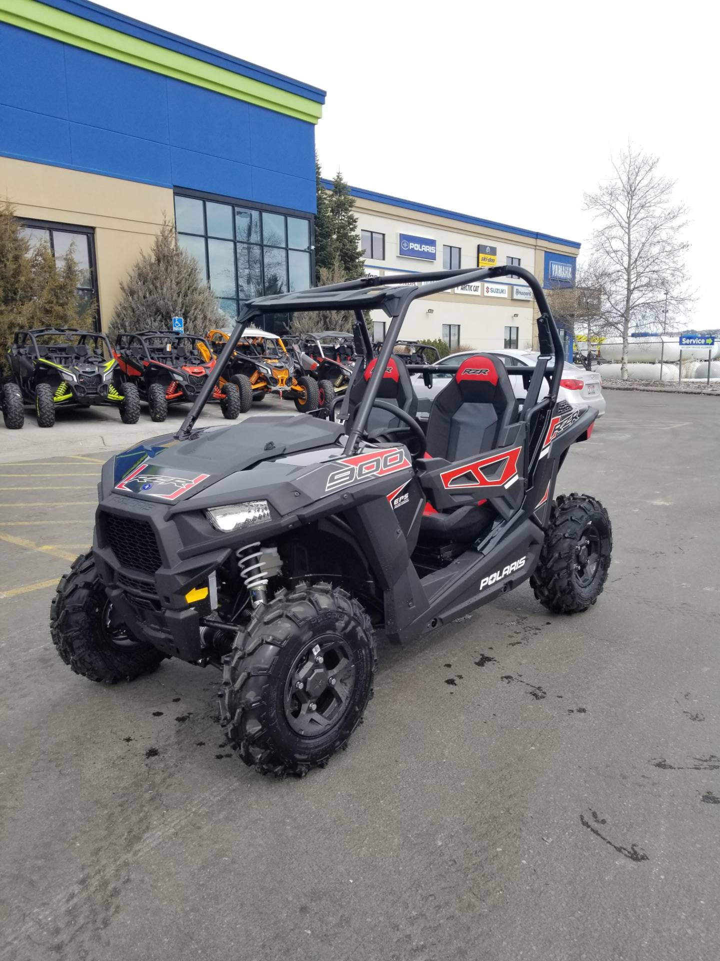 2020 Polaris RZR 900 Premium in Rexburg, Idaho - Photo 2
