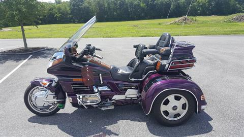 1996 Honda Goldwing Trike 1500 in Jonestown, Pennsylvania