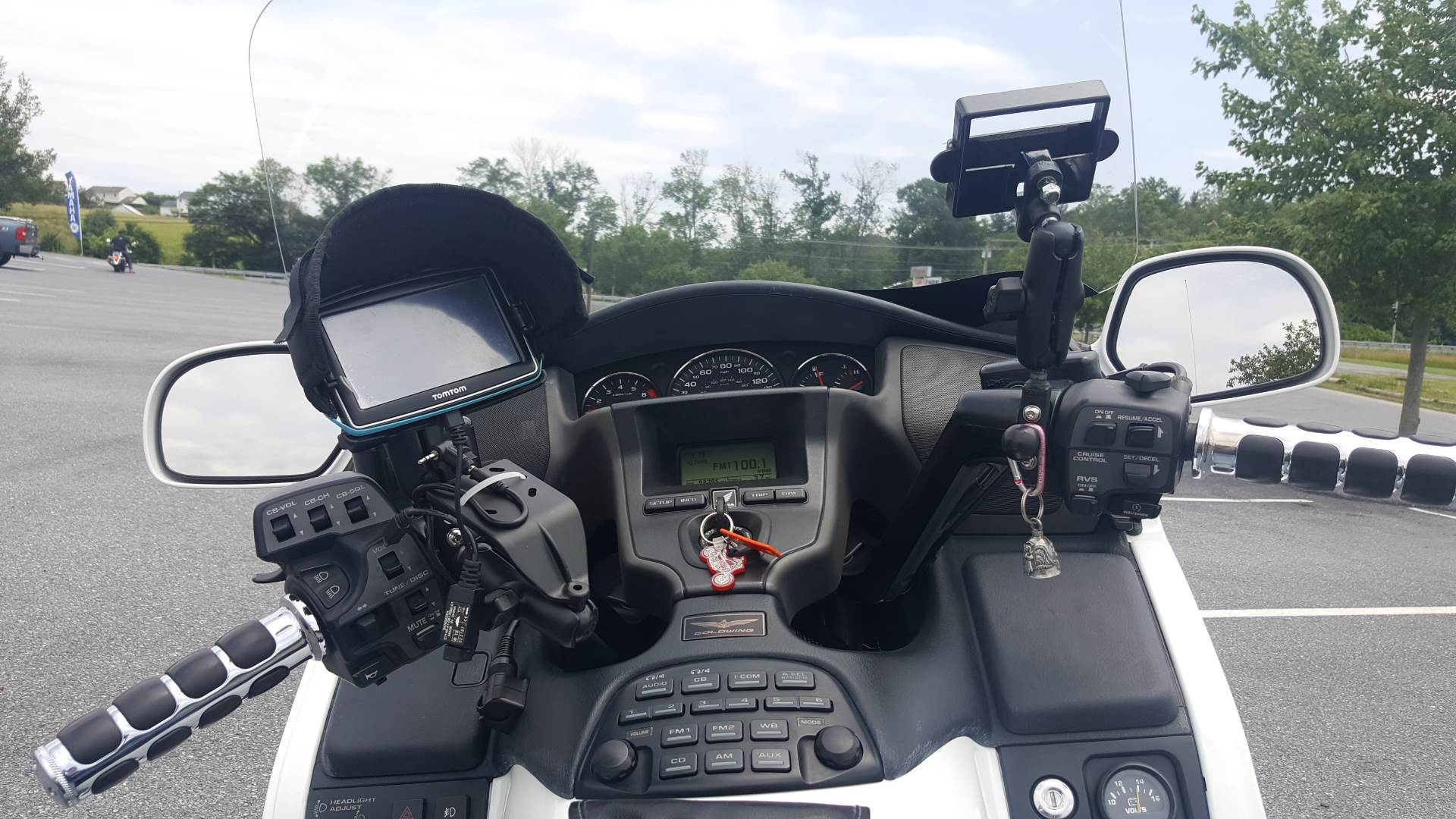 2006 Honda Gold Wing® Premium Audio in Jonestown, Pennsylvania