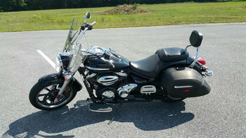 2009 Yamaha V Star 950 Tourer in Jonestown, Pennsylvania