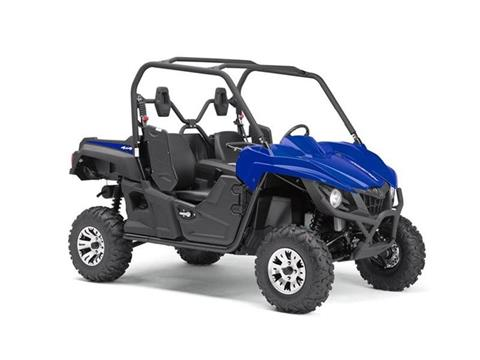 2017 Yamaha Wolverine EPS Yamaha Blue in Jonestown, Pennsylvania
