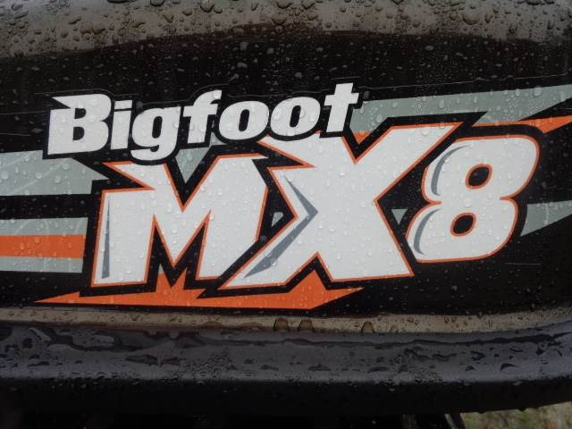 2019 Argo Bigfoot 800 MX8 in Hillsborough, New Hampshire - Photo 9