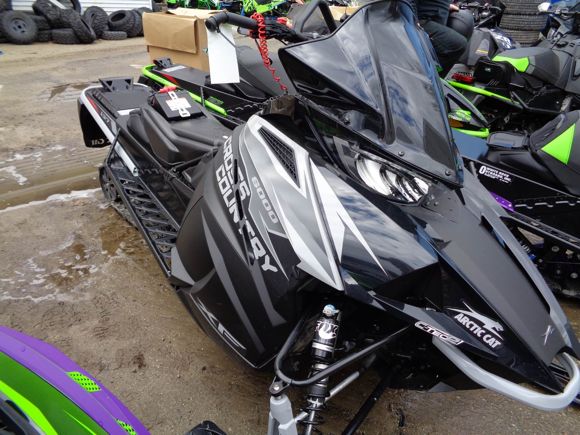 2019 Arctic Cat XF 6000 Cross Country Limited ES in Hillsborough, New Hampshire - Photo 1