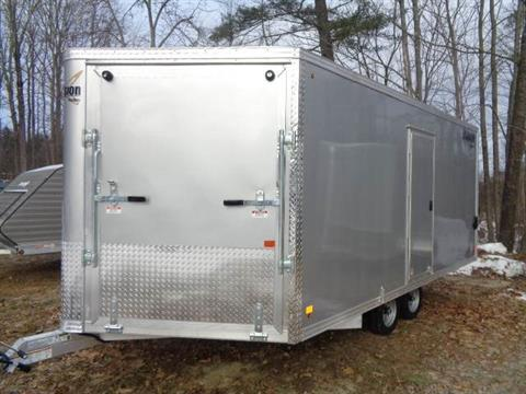2018 Alcom Trailer MES 101X14 DL in Hillsborough, New Hampshire