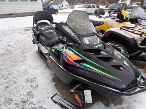 1998 Arctic Cat EXT touring in Hillsborough, New Hampshire