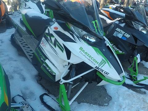 "2015 Arctic Cat XF 8000 137"" Sno Pro in Hillsborough, New Hampshire"