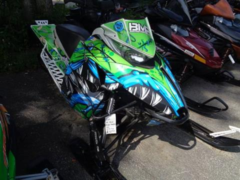 2014 Arctic Cat XF 8000 Sno Pro® High Country Limited ES in Hillsborough, New Hampshire