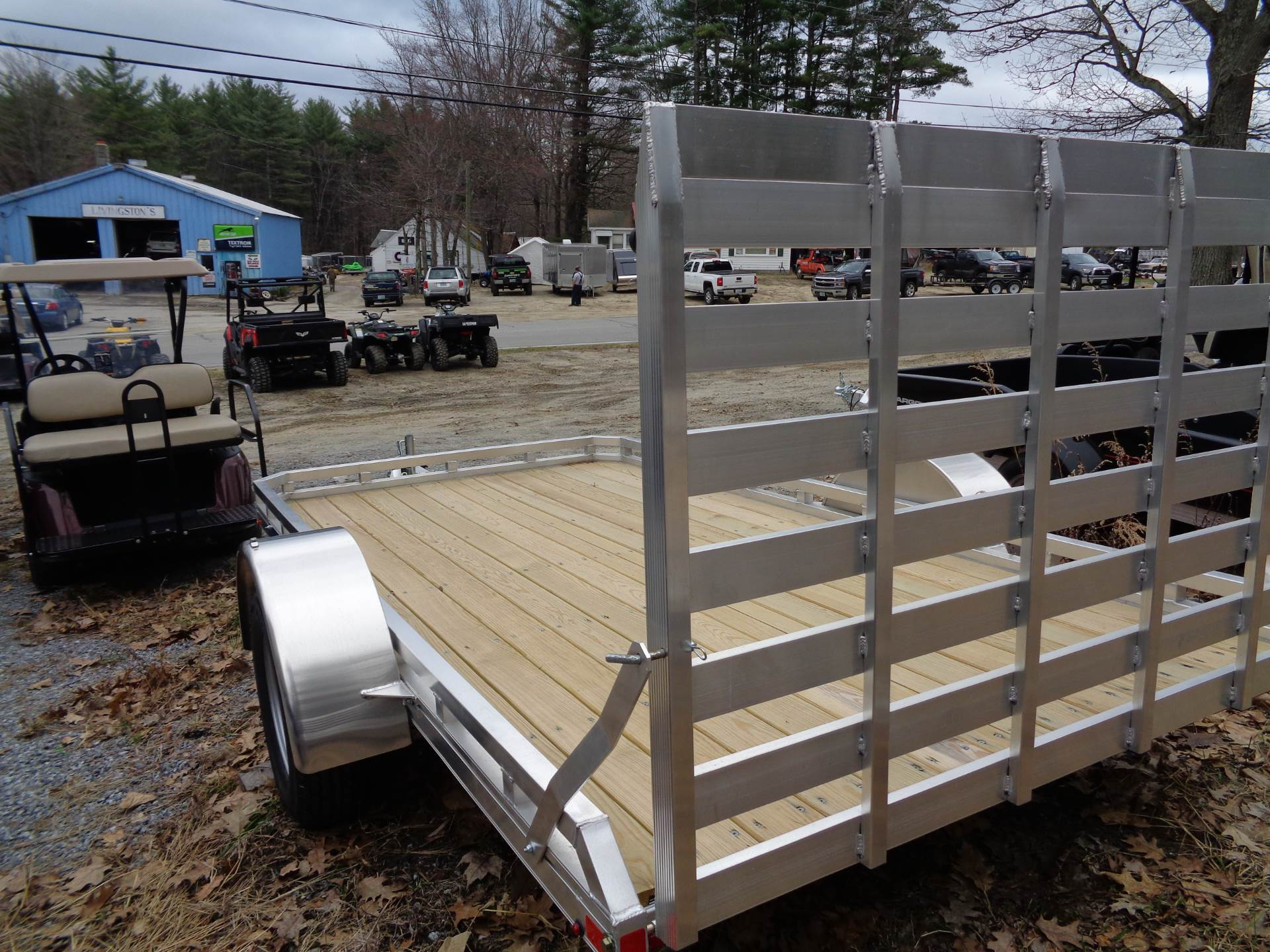 2018 Alcom Trailer MU 6.5X12 FA 2.0 in Hillsborough, New Hampshire - Photo 3