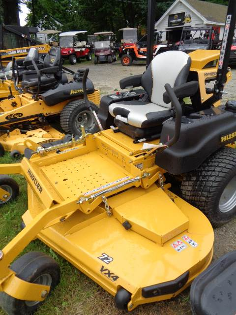 2017 Hustler Turf Equipment Super Z HyperDrive 72 in. Vanguard in Hillsborough, New Hampshire