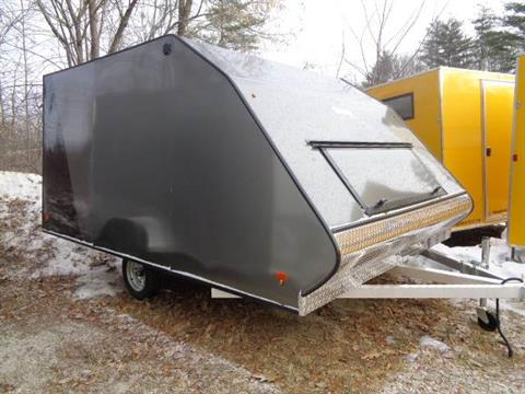 2018 Alcom Trailer MFS 101X12 CROSSOVER in Hillsborough, New Hampshire