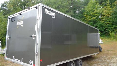 2020 Alcom Trailer MES101X22 DL in Hillsborough, New Hampshire - Photo 3