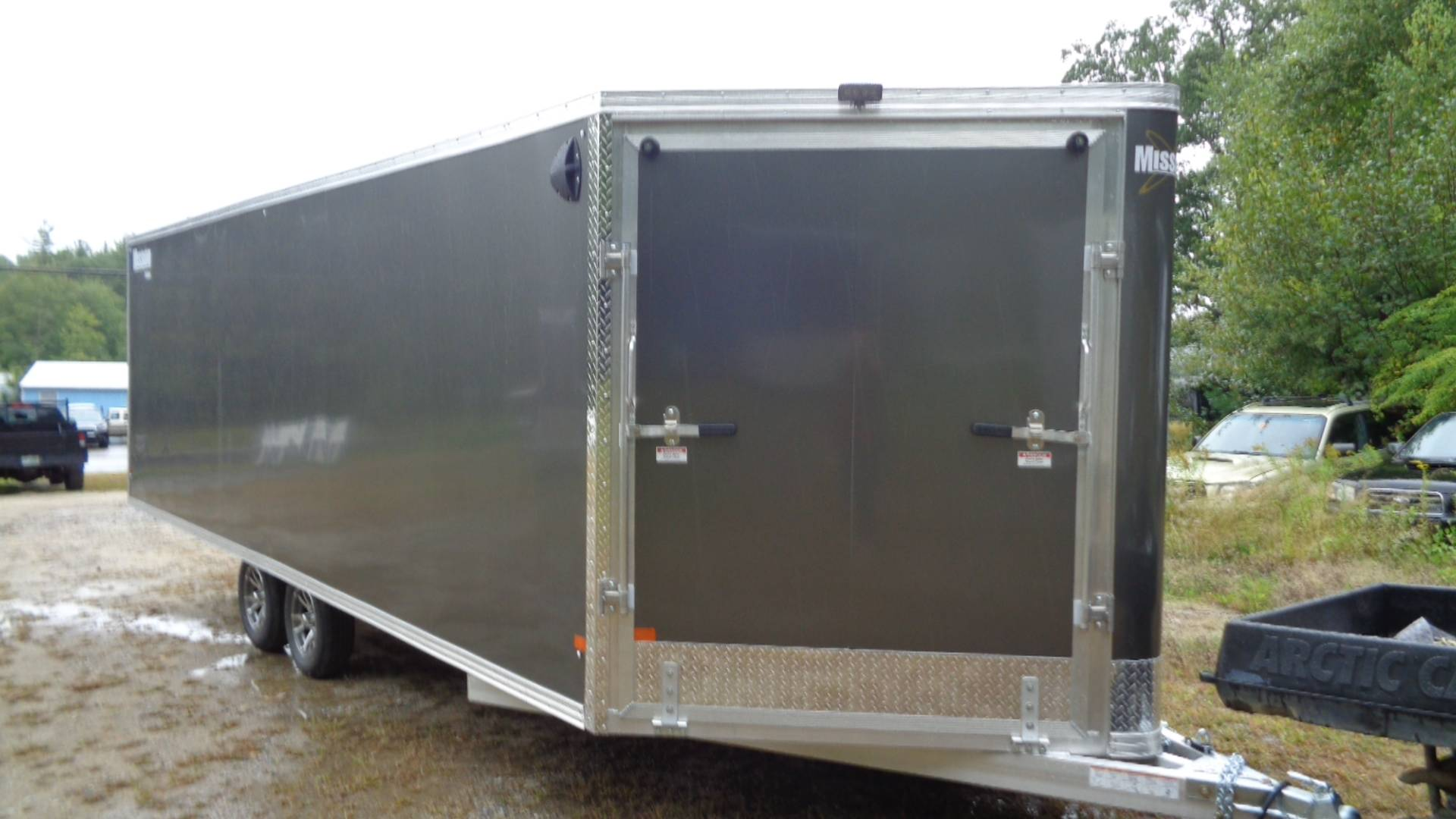 2020 Alcom Trailer MES101X22 DL in Hillsborough, New Hampshire - Photo 4