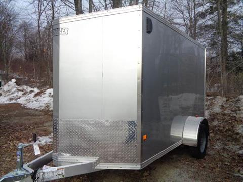 2018 Alcom Trailer EZEC6X10 in Hillsborough, New Hampshire