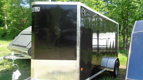 2020 Alcom Trailer EZEC 6X12-IF SA in Hillsborough, New Hampshire - Photo 1